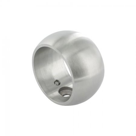 Kugelring für Handlaufhalter V2A, Kugelgröße frei wählbar