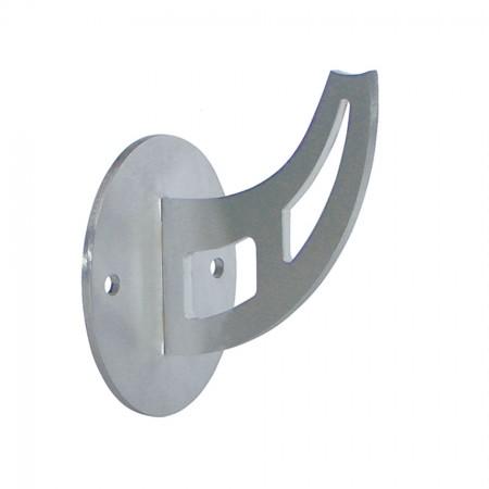 Handlaufhalter 2 Loch zum Anschweißen für Rohr 42,4mm