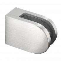 Glasklemme 40 x 28 x 17,4 mm Material, Anschluss und Gummistärke frei wählbar