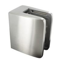 Glasklemme 55 x 65 x 37,5mm Material, Anschluss und Gummistärke frei wählbar