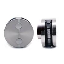 Doppelglasklemme Ø 60mm Material, Anschluss und Gummistärke frei wählbar